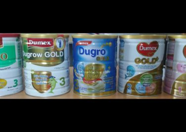Effective Packaging Design: The Importance of Managing a Brand's Visual Equity (what Danone's Dumex Brand did Wrong!)
