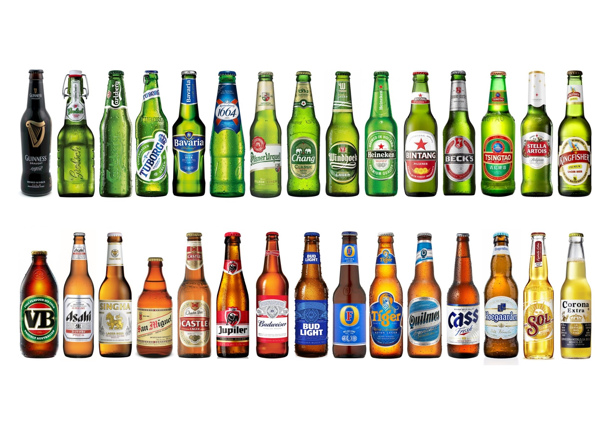 Beer Branding: 16 (Packaging) Design Strategies to Create an Iconic Visual Identity [Effective Packaging Design]